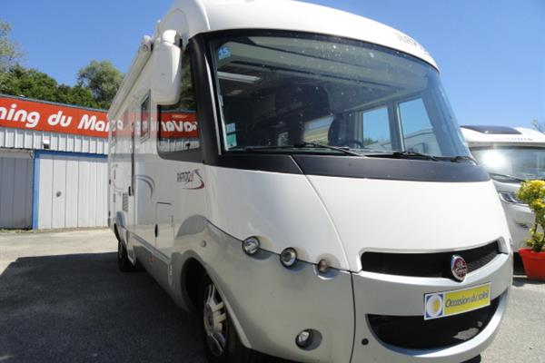 Rapido 983F - Camping-car intégral - Occasion