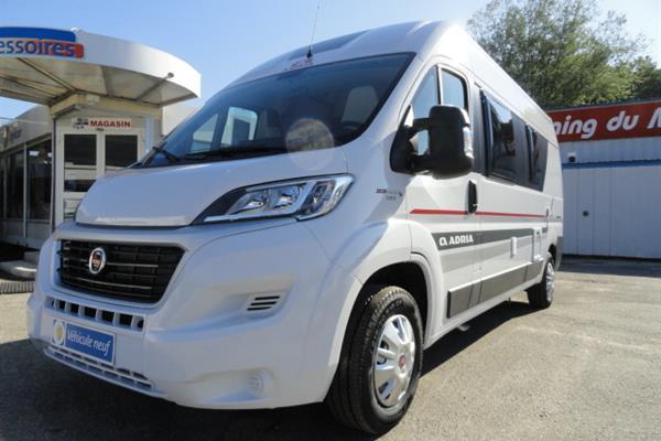 Camping Car Adria Coral Platinum S  Sp