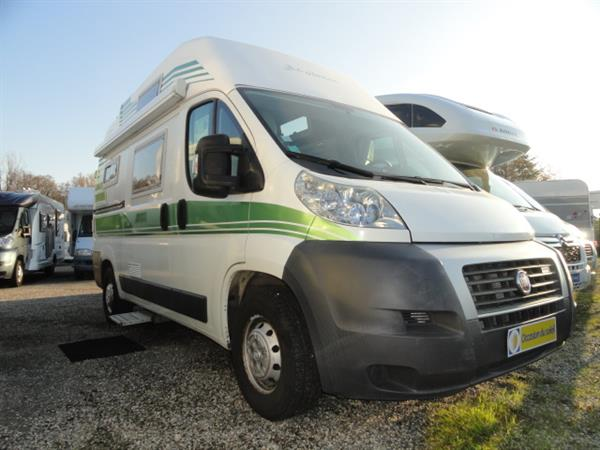 Etang Camping Car Charente Maritime