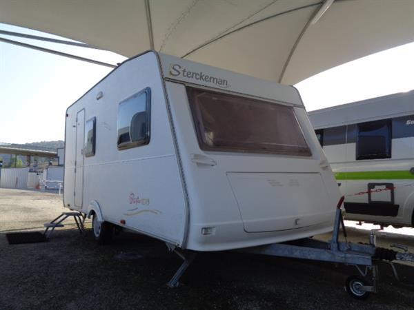 Vente de caravane occasion en savoie achat de caravane - Caravane 5 places lits superposes ...