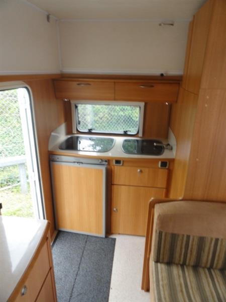 Silver 420 Cp Caravane Surbaiss E Occasion